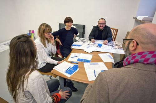 OFF Marina jako partner Akademii Sztuki wprojekcie Miasto Starter.